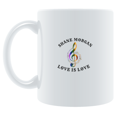 Coffee Mug - Love Is Love