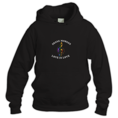 Love is Love Hoodies