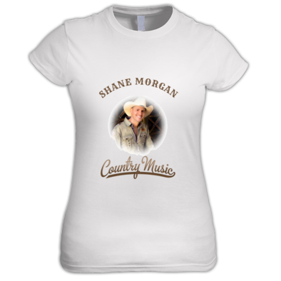 Womens Country Music T-Shirt