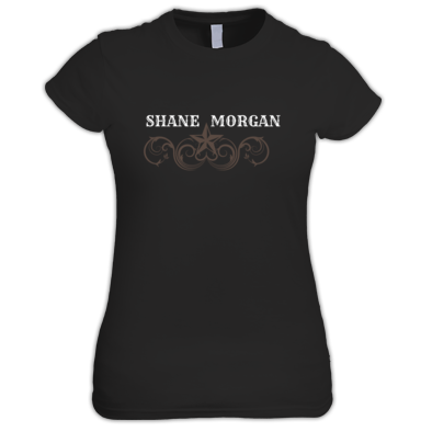 Shane Morgan Womens T-Shirt