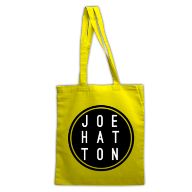 Block Logo Tote Bag