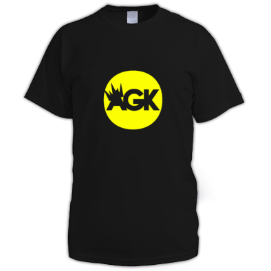 ALL GOLD KINGS TEAM TEE (MENS)