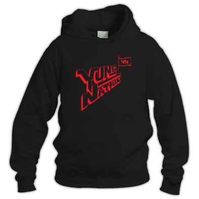 Yung Nation Stick Up Hoody