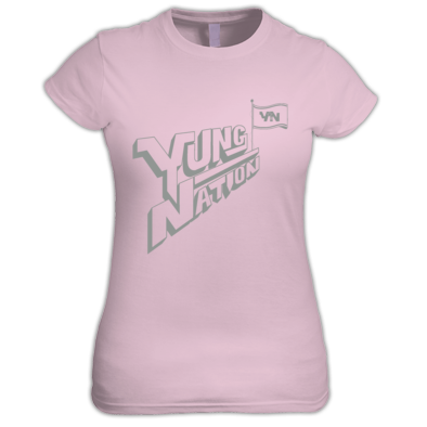 Yung Nation Official Ladies Tee