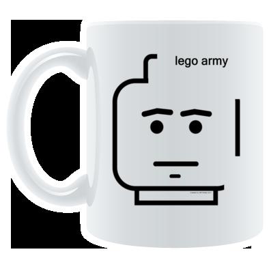 Tubeway Army Lego Army
