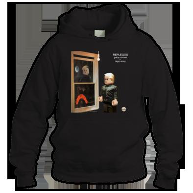 Gary Numan Replegos (Lego in window)