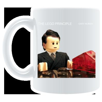 Gary Numan The Lego Principle