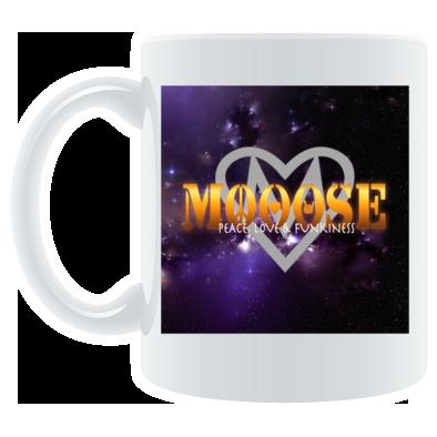MOOOSE PLF Album Cover Mug