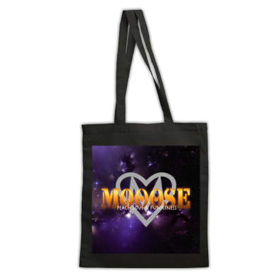 MOOOSE PLF Album Cover Tote Bag