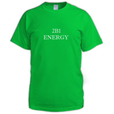 2B1 Energy (All Clear) Men's T-Shirt