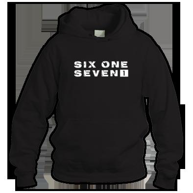 Six One Seven 1® | HOODIE | UNISEX