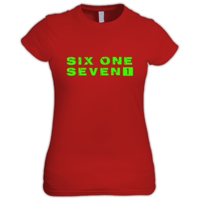 Six One Seven 1® | T-Shirt | WOMENS
