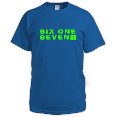 Six One Seven 1® | T-Shirt | MENS