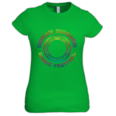 Six One Seven 1® | ISMF SPECTRUM DROP LOGO | T-SHIRT | WOMEN