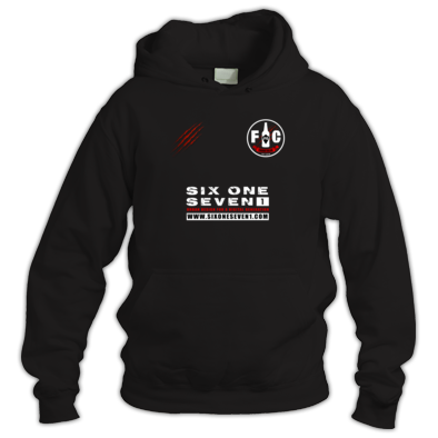 Six One Seven 1® | HOODIE | MENS | FRIDAY CLUB FC | SPONSOR