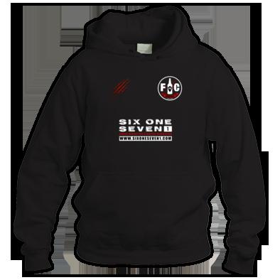 Six One Seven 1® | HOODIE | MENS | FRIDAY CLUB FC | SPONSOR