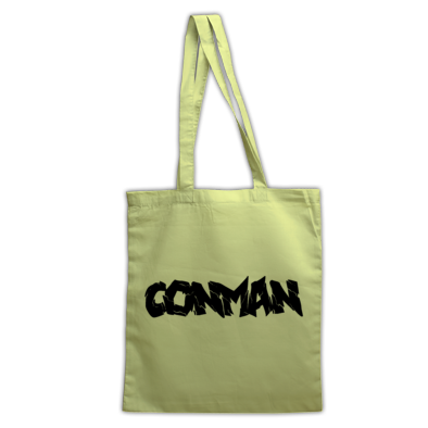 NATURAL CONMAN TOTE BAG