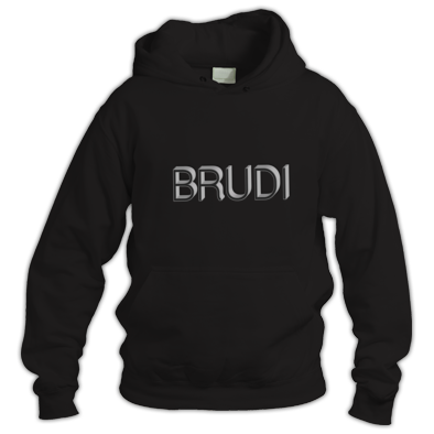 Official BrudiCraft Hoodie