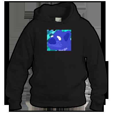 Big cat hoodie
