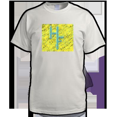 Circus blue/yellow shirt