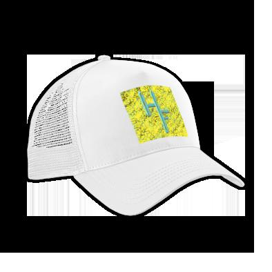 Circus blue/yellow hat