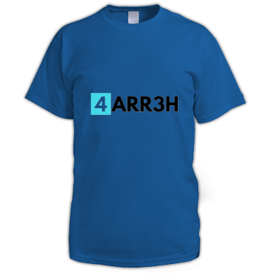 4ARR3H Male Top