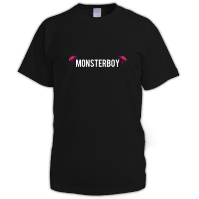 Monsterboy Red Jellies Unisex Tee