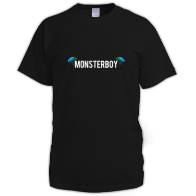 Monsterboy Blue Jellies Unisex Tee