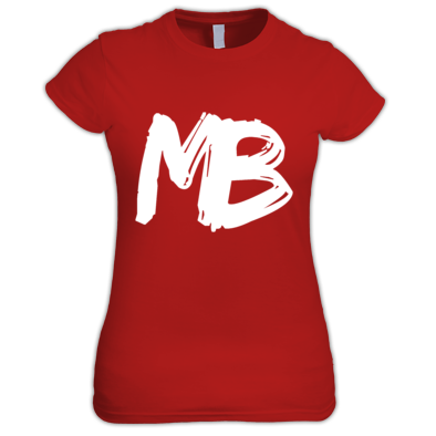 Monsterboy MB logo Women's Tee