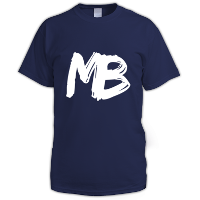Monsterboy MB logo Unisex Tee