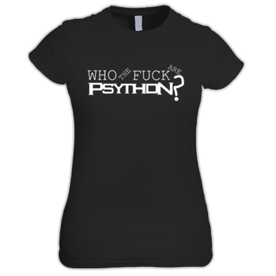 Who the F*** are Psython? Ladies