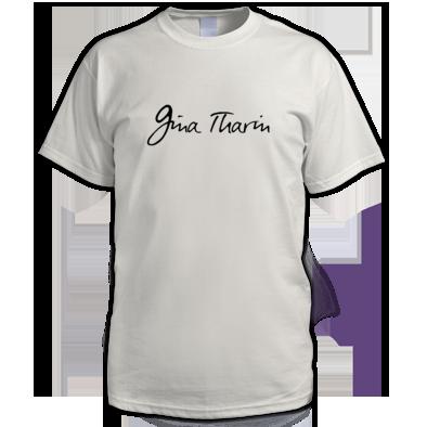 Gina Tharin Logo T-Shirt - Standard Cut