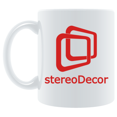 stereoDecor Logo (Choose Your Colours)
