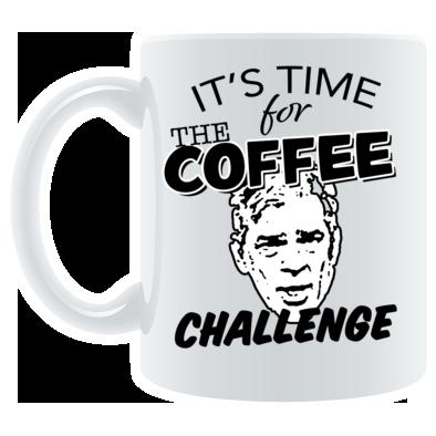 Coffee Challenge - George Clooney