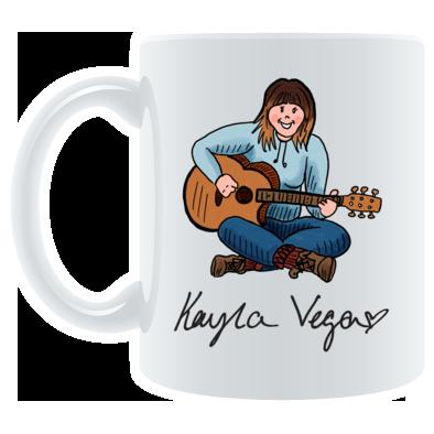 Kayla Vega Art Mug