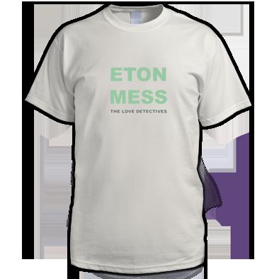 Eton Mess Gent's T-shirt