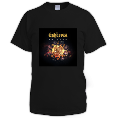 "Esperoza ""Aum Esperoza"" T-Shirt (Full Colour)"