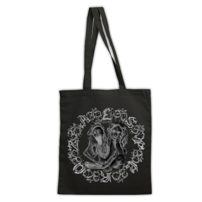 "Esperoza ""Two-faced Creature"" Tote Bag"