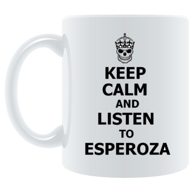 Esperoza Mug (Design by Paul Bowman)