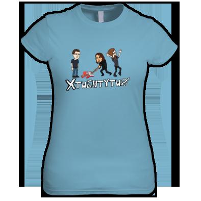 X22 Bitemoji T (Womans)