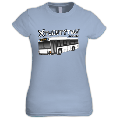 Bus Song (Womans T)