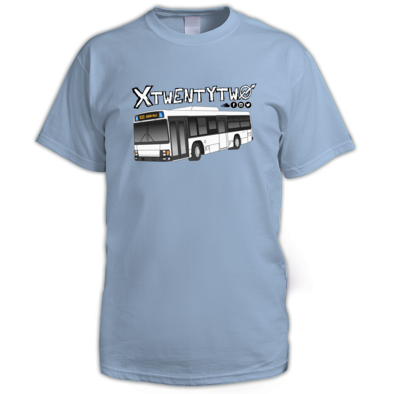 Bus Song (Mens T)