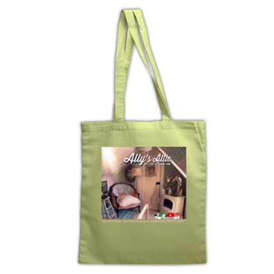 Ally's Attic tote bag
