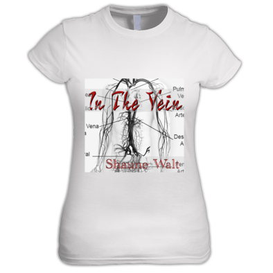 In The Vein 'ladies T'