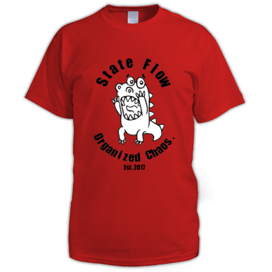 Organised Chaos - T Shirt