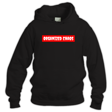 Organized Chaos Single - Hoodie