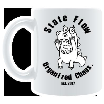 Organised Chaos - Mug