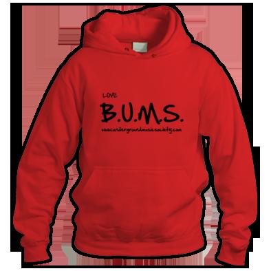 lovebums hoodie