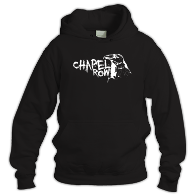 Chapel Row Crow Head Hoodie