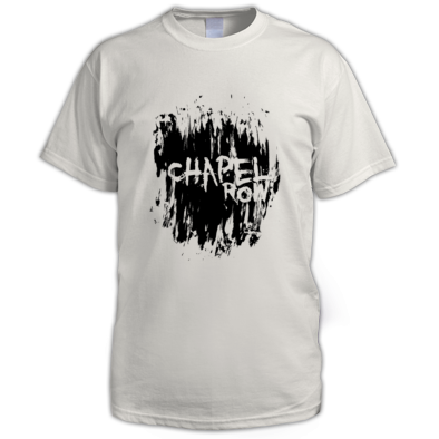 Chapel Row Paint Logo Mens Tee
